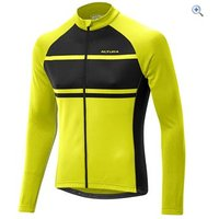 Altura Airstream Long Sleeve Jersey - Size: S - Colour: Yellow- Black