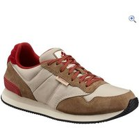 Columbia Mens Brussels Trainers - Size: 10 - Colour: ANCIENT FOSSIL
