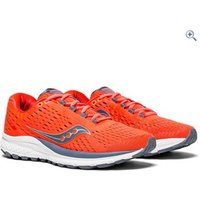 Saucony Womens Jazz 20 Running Shoes - Size: 5 - Colour: VIZI RED GREY