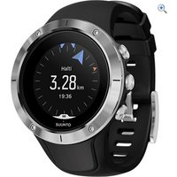 Suunto Spartan Trainer Wrist HR (Steel) - Colour: BLACK STEEL