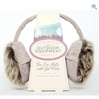 Handy Heroes Fur Ear Muffs with Gel Packs
