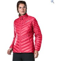Berghaus Womens Tephra Down Insulated Jacket - Size: 10 - Colour: PINK-PEACOCK