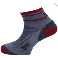 Teko Trail Socks - Size: XL - Colour: Charcoal