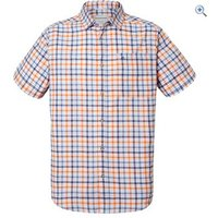 Craghoppers Mens Holbrook Short-Sleeved Shirt - Size: M - Colour: OMBRE BLUE