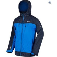 Regatta Mens Calderdale II Waterproof Jacket - Size: L - Colour: OXFORD BLUE