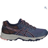 Asics GEL-Sonoma 3 Womens Trail Running Shoes - Size: 6 - Colour: SMOKE BLUE