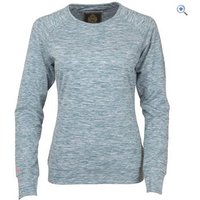 Toggi Womens Giselle Crew Neck Baselayer - Size: 12 - Colour: Blue Green