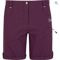 Dare2b Womens Melodic Shorts - Size: 16 - Colour: LUNAR PURPLE