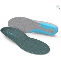 Superfeet FLEXlow Insole (3mm) - Size: F - Colour: Blue
