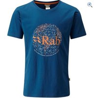 Rab Mens Stance Tee - Size: S - Colour: Anthracite Grey