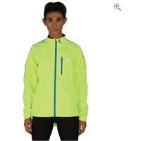 Dare2b Womens Mediator Jacket - Size: 12 - Colour: FLURO YELLOW