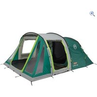 Coleman Mosedale 5 Tent - Colour: Green Grey