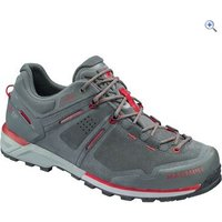Mammut Alnasca Low GTX Mens Approach Shoe - Size: 8 - Colour: GRAPHITE-MAGMA