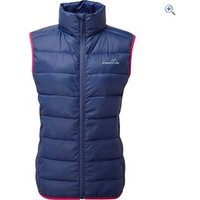 Freedom Trail Womens Essential Baffle Gilet - Size: 20 - Colour: Twilight Blue