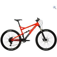 Calibre Bossnut Evo Mountain Bike - Size: XL - Colour: FORGE ORANGE