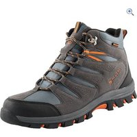 Hi Gear Kinder II WP Mens Walking Boots - Size: 9 - Colour: CHARCOAL-ORANGE