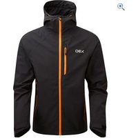 OEX Mens META-ROQ Jacket - Size: XS - Colour: Black / Red