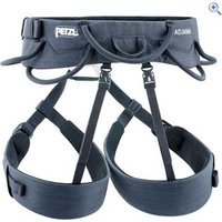 Petzl Adjama Harness - Size: M - Colour: Dark Blue