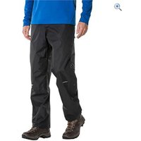 Berghaus Deluge Waterproof Overtrousers (Short) - Size: L - Colour: Black
