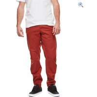 Black Diamond Mens Notion Pants - Size: M - Colour: Brick Red