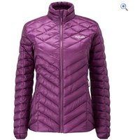 Rab Womens Altus Jacket - Size: 8 - Colour: BERRY-MIMOSA
