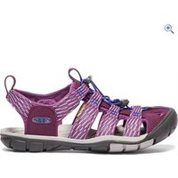 KEEN CLEARWATER CNX WMNS - Size: 7 - Colour: GRAPE KISS