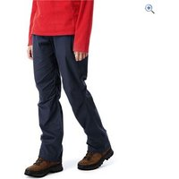 Craghoppers Womens C65 Walking Trousers - Size: 10 - Colour: SOFT NAVY