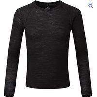 Hi Gear Kids Merino Long-Sleeved Top - Size: 32 - Colour: Black