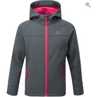 Hi Gear Switch Childrens Softshell Hoody - Size: 11-12 - Colour: KNIGHT-JAZZY