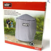 Weber Vinyl Cover 57cm - Colour: Grey