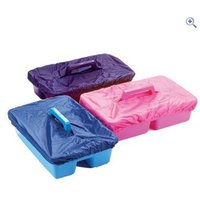 Lincoln Tack Tray Cover - Blue - Colour: Royal Blue