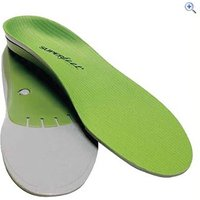 Superfeet Trim-to-Fit Premium Insoles, GREEN - Size: C - Colour: Green