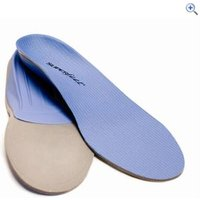 Superfeet Trim-to-Fit Premium Insoles, BLUE - Size: E - Colour: Blue