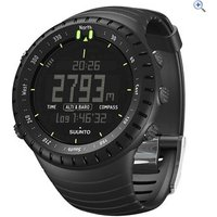 Suunto Core Sports Watch - Colour: Black