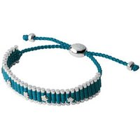Turquoise Mini Stud Friendship Bracelet in Silver - Turquoise Gifts