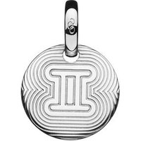 Gemini Disc Charm in Silver by Links of London