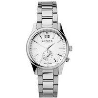 Regent Women's Silver-Plated Bracelet Watch Steel