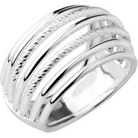 Aurora Sterling Silver Cocktail Ring by Links of London