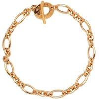 18kt Yellow Gold Charm Bracelet
