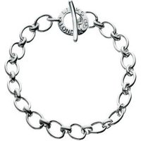Classic Sterling Silver Charm Bracelet