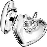 Love Note Sterling Silver Heart Locket Charm by Links of London