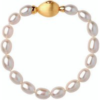 Hope Pearl Bracelet in Yellow Gold by Links of London