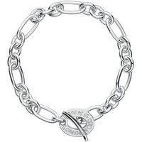Sterling Silver Chain Charm Bracelet by Links of London