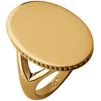 Narrative 18kt Yellow Gold Vermeil Oval Ring - Ring Gifts