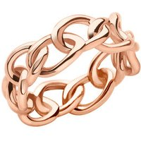 Signature 18kt Rose Gold Vermeil Band Ring - Ring Gifts
