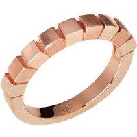 Cubist 18kt Rose Gold Vermeil Ring