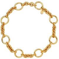 18kt Yellow Gold Vermeil Capture Charm Bracelet