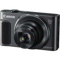 Canon PowerShot SX620 HS Compact Digital Camera Black