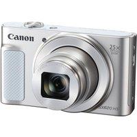 Canon PowerShot SX620 HS Compact Digital Camera White