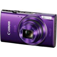 Canon IXUS 285 HS Compact Digital Camera Purple